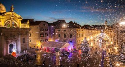 Dubrovnik Winter Festival is in full swing