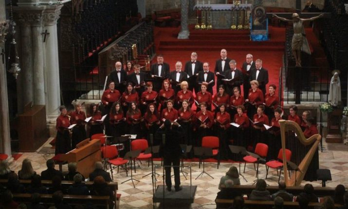 One of Croatia's oldest choirs from Zadar celebrates 110th birthday