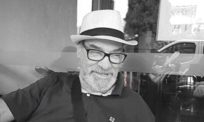 Legendary Croatian writer Jakša Fiamengo passes away aged 72