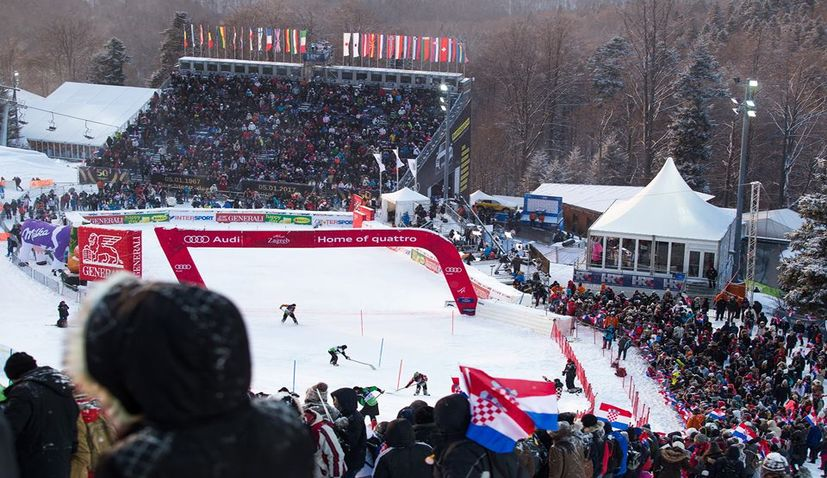Snow Queen Trophy ski race to go ahead in Zagreb without spectators