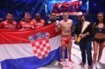 VIDEO: Top Croatian MMA fighter Roberto Soldić lands brutal knockout at KSW 46