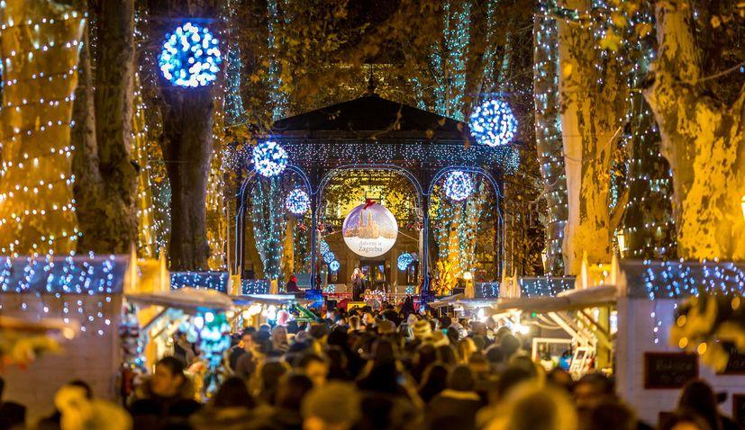 Zagreb Christmas markets a hit among tourists & on Google