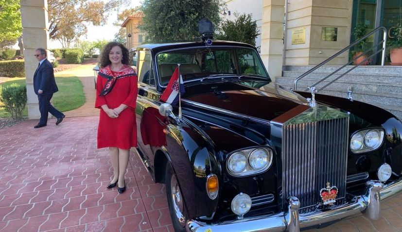 New Croatian Ambassador to Australia: 'Double taxation agreement my main priority'