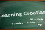 Free online Croatian language course opens