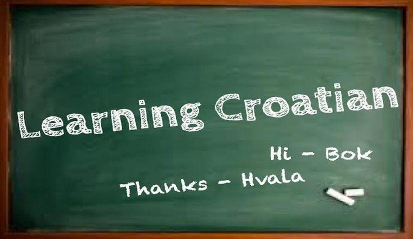 Free online Croatian language course opens