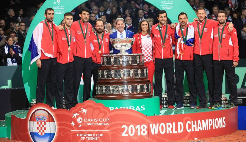 Davis Cup trophy to be displayed in Zagreb museum