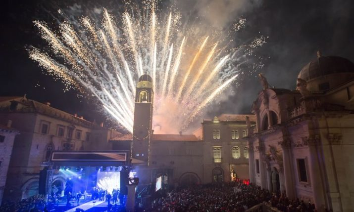 Over 6,000 tourists set to welcome in 2019 in Dubrovnik