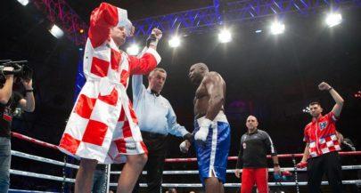 Filip Hrgović defends his WBC title with win in Zagreb over American Kevin Johnson