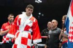 Croatian boxer Filip Hrgović targets America next on road to world title challenge