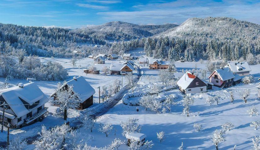 7 Croatian winter weekend escape ideas