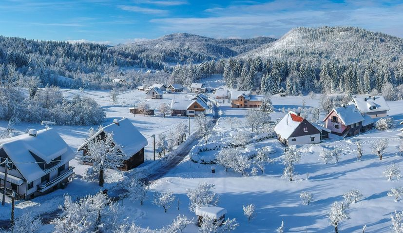 7 Croatian winter weekend escapes