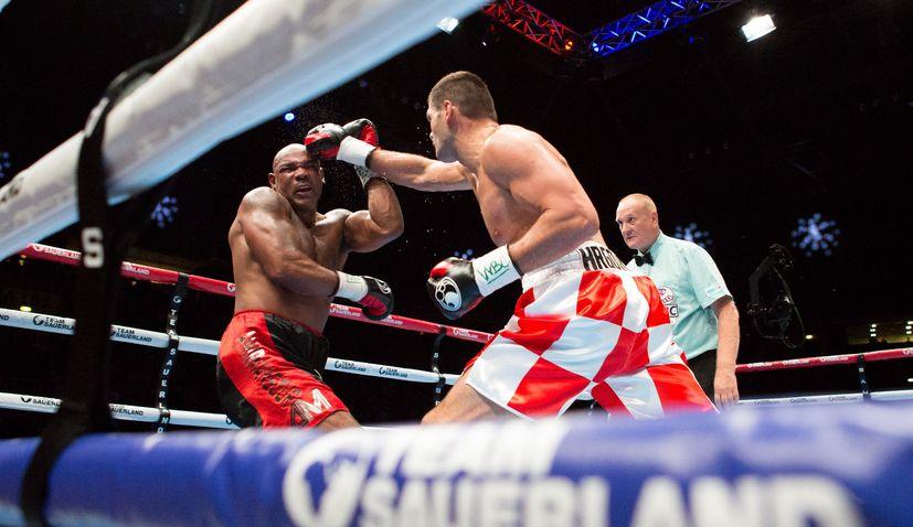 Filip Hrgovic to fight next in April in America