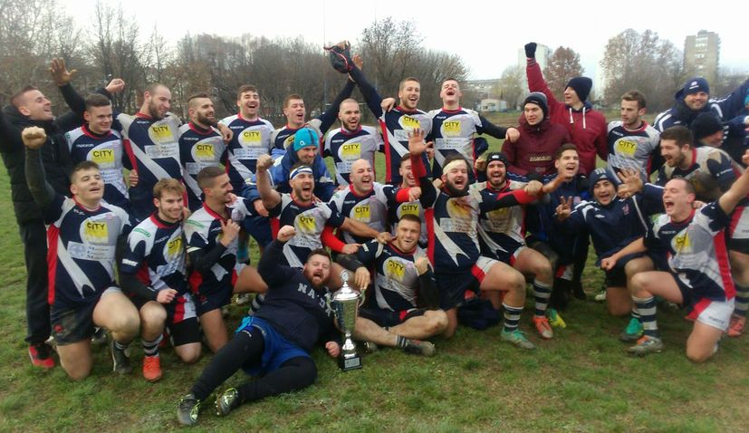 Split's Nada crowned Croatian rugby champions for 17th year in a row