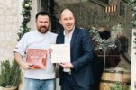 Pelegrini restaurant in Šibenik receives Michelin Star plaque