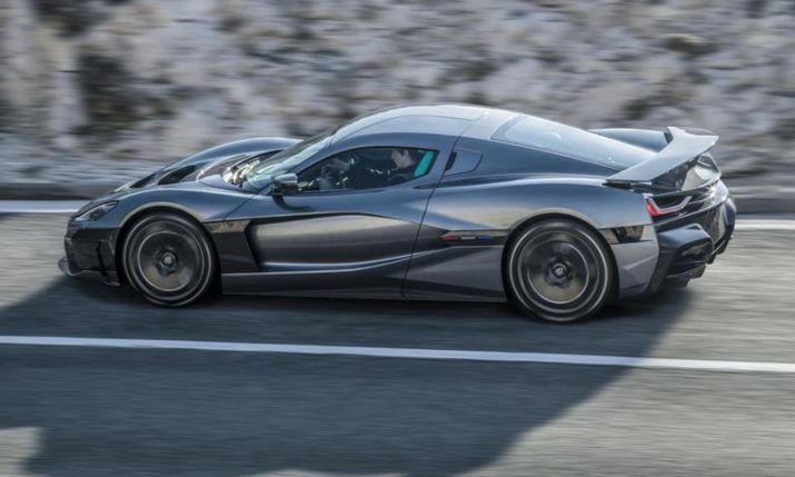 Rimac no.1 on Top Gear's fastest & most powerful cars in the world list