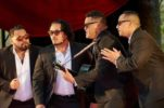 VIDEO: Kiwi Tongan & Samoan band The Shades singing in Croatian