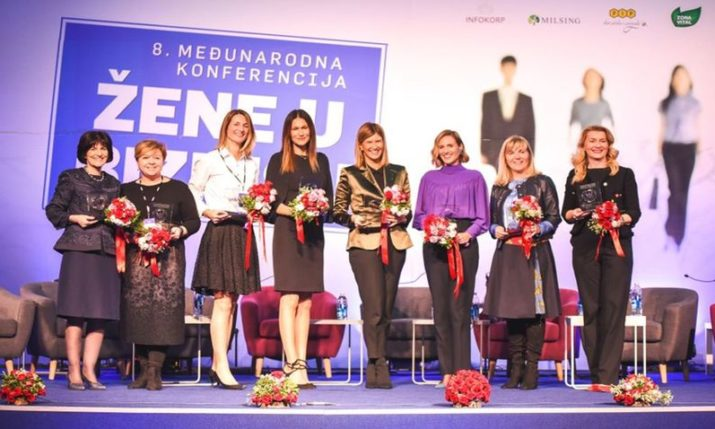 Top 10 most powerful women in Croatian business named