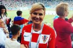 Croatian president named on Forbes world's 100 most powerful women list