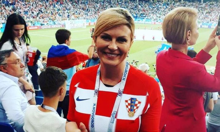 Former Croatia president Kolinda Grabar-Kitarovic nominated as International Olympic Committee member