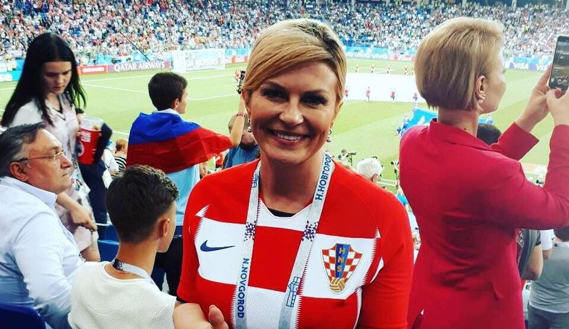 Kolinda Grabar-Kitarovic elected a Member of the International Olympic Committee