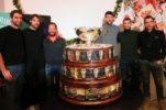 PHOTOS: Davis Cup trophy unveiled at Zagreb museum