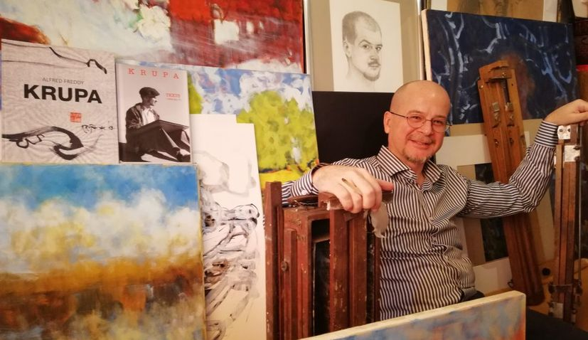 First living Croatian artist included on Ranker's list of famous painters