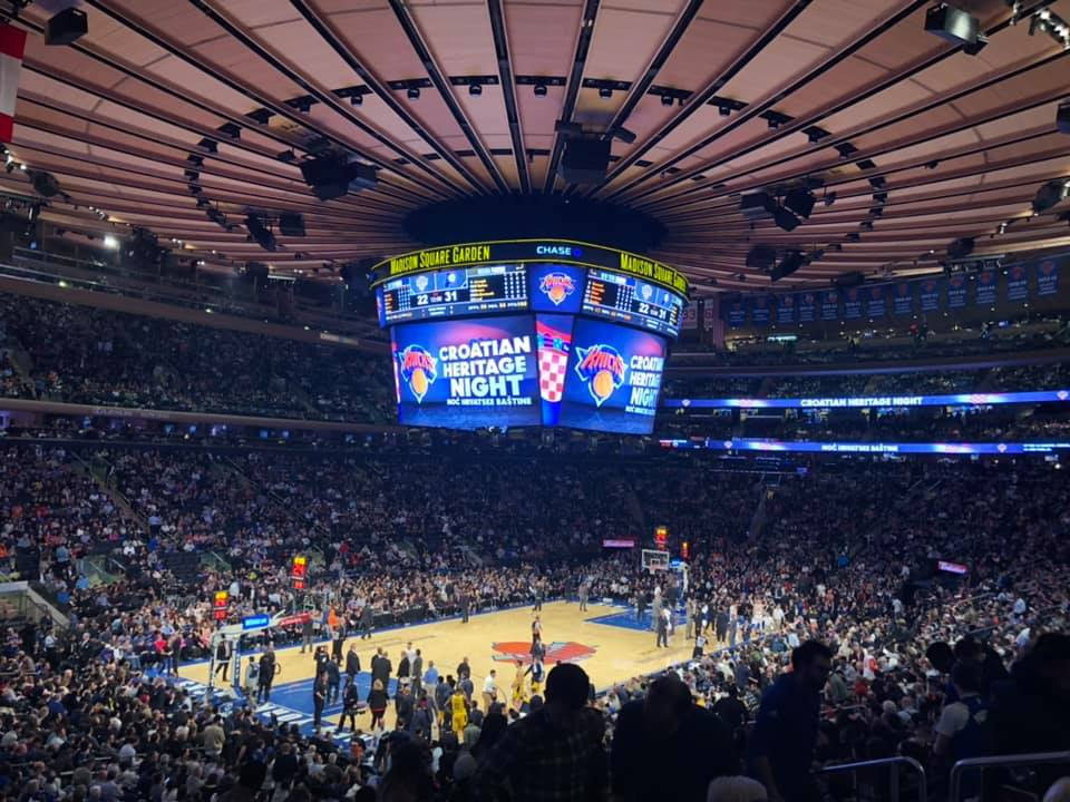 Croatian Heritage Night To Be Held At Madison Square Garden For