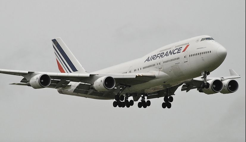 Air France Zagreb Paris