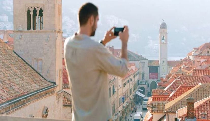 Croatian tourism promo video named best in the world in Madrid