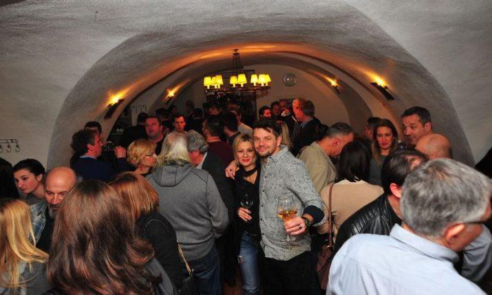 PHOTOS: New Fino&Vino restaurant on Kaptol in Zagreb opens