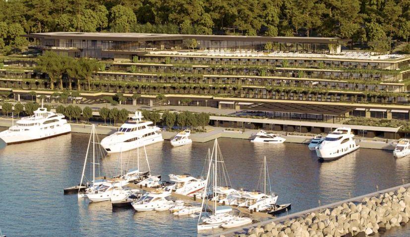 Impressive new luxury 5-star Grand Park hotel to open soon in Rovinj