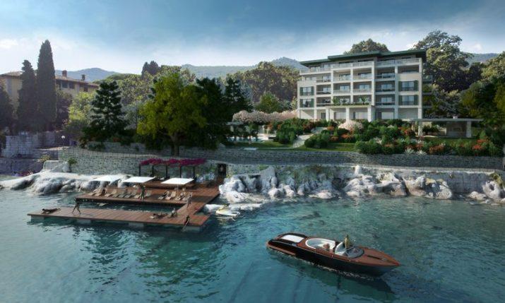 PHOTO: Luxury five-star boutique hotel to open in Ika near Opatija