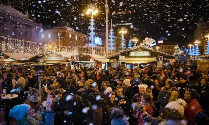 Successful Advent in Zagreb comes to an end