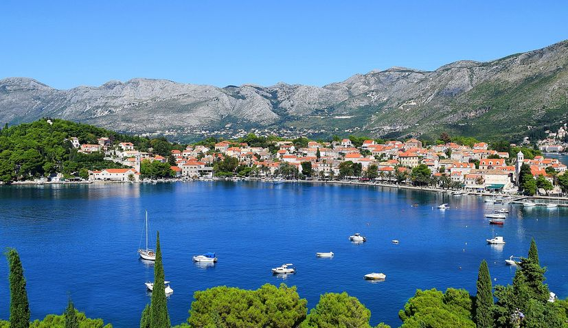 Help the Croatian coastal town of Cavtat secure European Best Destination 2019 title