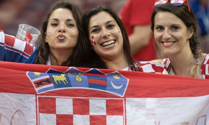 Europe recognises Croatia as independent nation 27 years ago today