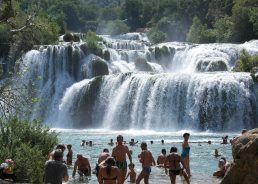 Free entry to Krka National Park to celebrate its birthday