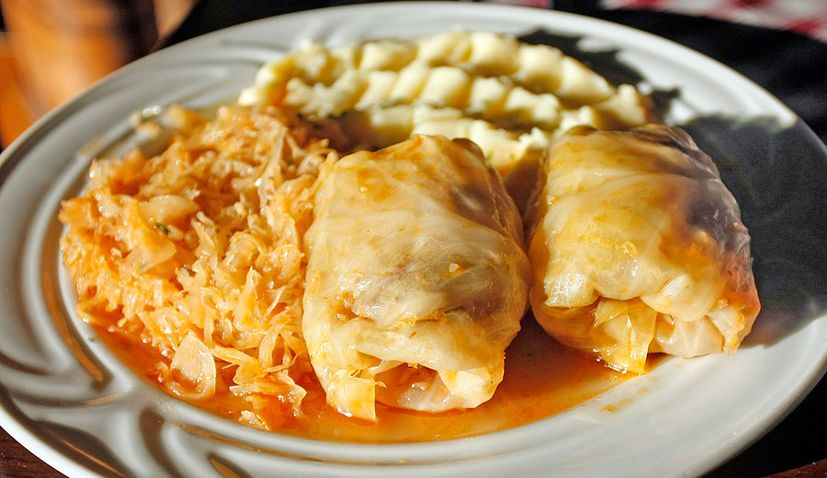 VIDEO: Croatian recipes: Sarma