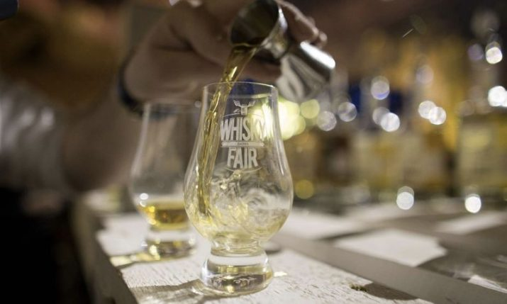 5th annual Whisky Fair to be held in Zagreb in February
