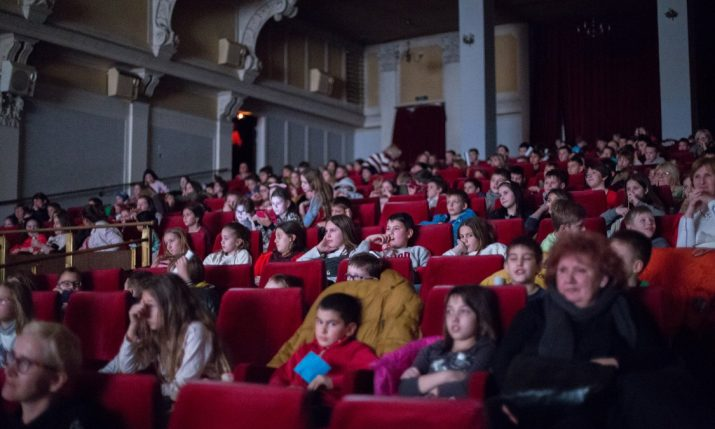4th KinoKino film festival for children to take place in Zagreb on Feb 20-24