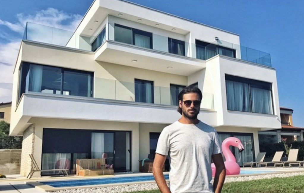 PHOTOS: 2CELLOS star shows off his new luxury Istrian home | Croatia