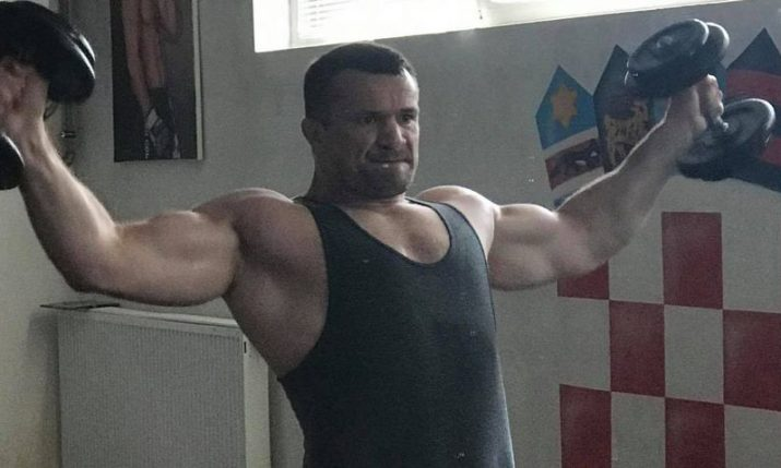 Cro Cop arrives in America ahead of Bellator fight v Roy Nelson