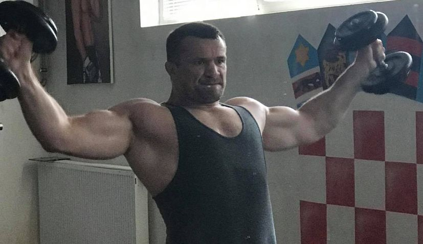 Cro Cop ends fighting career after suffering a stroke