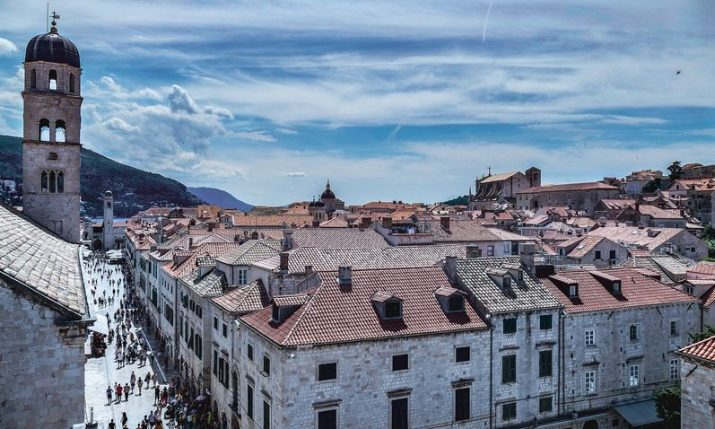 Record number of tourists visit Dubrovnik in January
