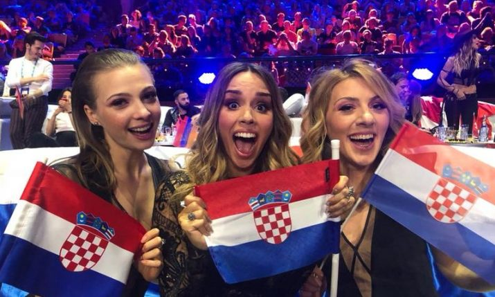 16 singers to battle it out to represent Croatia at Eurovision 2019