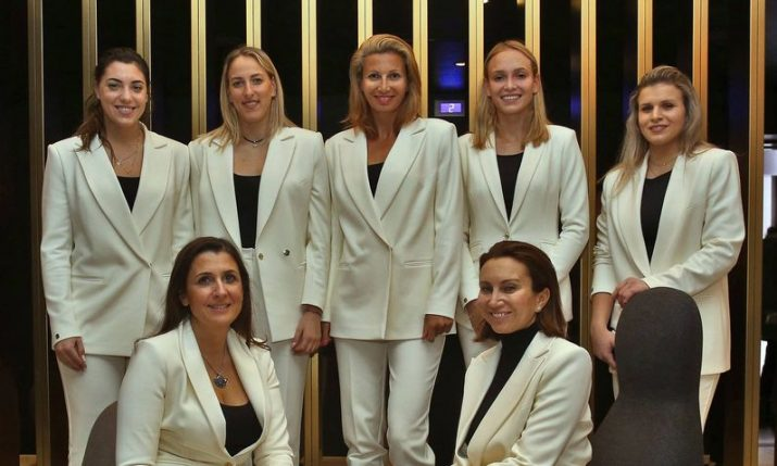 Croatian team confident ahead of 2019 Fed Cup this week in Great Britain