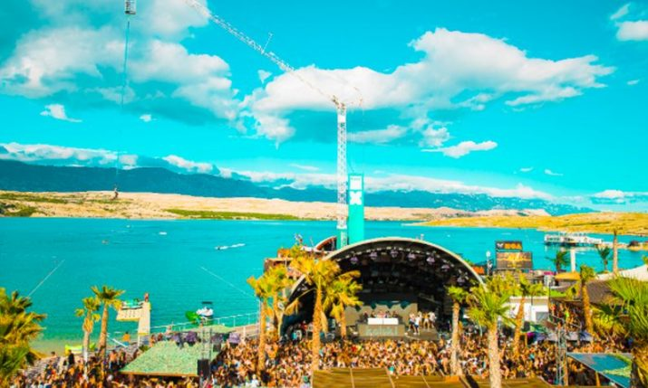 Hideout announces second wave of artists to celebrate 10 years in Croatia