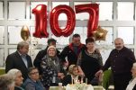 Croatia's oldest woman passes away aged 107
