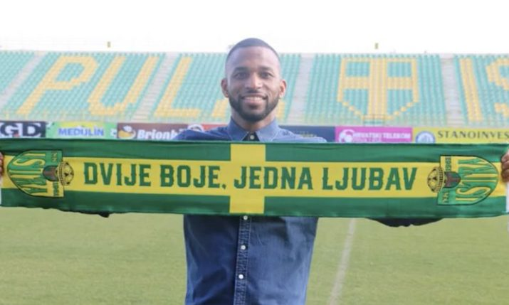 Paris Saint-Germain defender Kévin Rimane joins Croatian club Istra 1961
