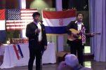 VIDEO: Klapa Samoana  entertain Croatian community in Phoenix, Arizona