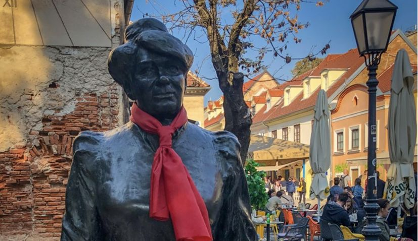 146th anniversary of birth of 1st Croatian female journalist being marked